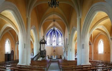 Rion des Landes, église Saint Barthélémy