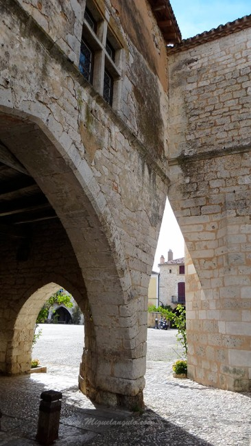 Monpazier (Dordogne)