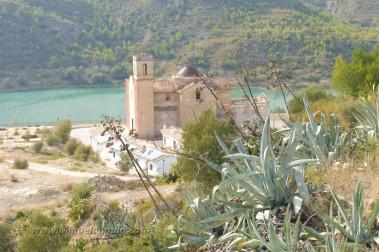 L'église de Loriguilla