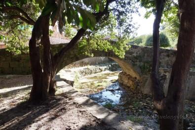 San Martin del Castañar, le pont sur la voie romaine